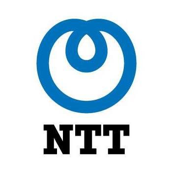 NTT logo. Photo via fb.com