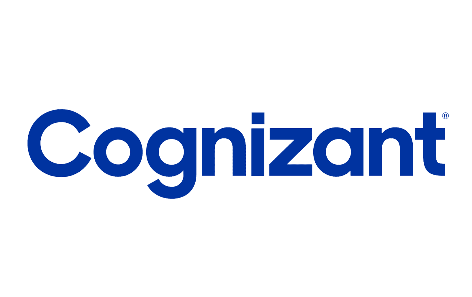 The logo for Cognizant